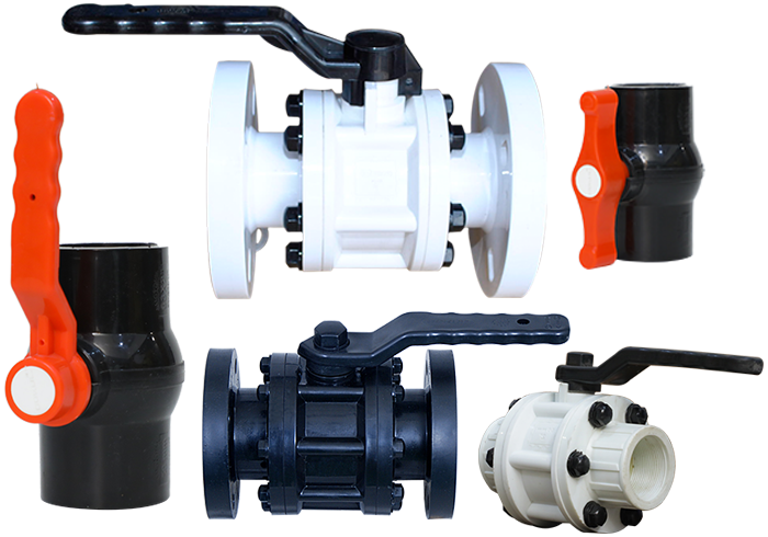 PP Valves Exporter, supplier